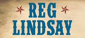 Reg Lindsay | Official Website Logo